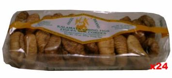 Dragonas Bros. Dried Figs Kalamata (Dragonas) CASE 24x400g (14oz)
