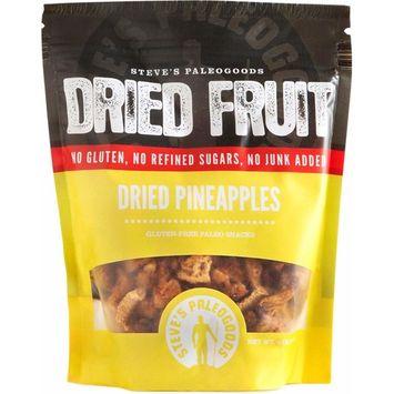 Steve's PaleoGoods, Dried Fruit Pineapple, 6 oz