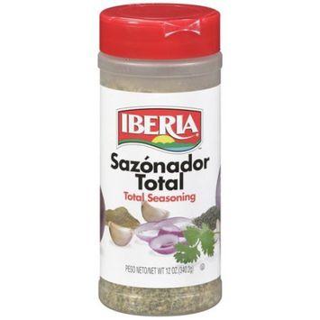 Iberia Foods Corp. Iberia Total Seasoning, 12 oz