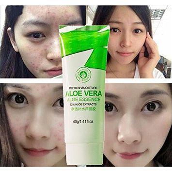 Anti Acne Cream - Fheaven Aloe Vera Gel Acne Remove Vanishing Dispelling Plaster Cream Skin Care Beauty