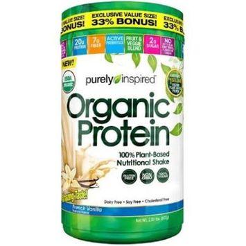 Foods Alive 591093 8 oz Organic Protein Powder - Case of 6