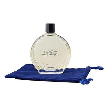 Similar to *Precious Oud {Scentsational Shoppe}-type {unisex} Perfume Oil - 1.7 oz in Premium Glass Bottle
