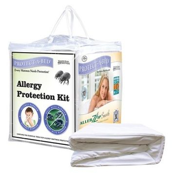 Protect-A-Bed Allergy Protection Kit - Queen