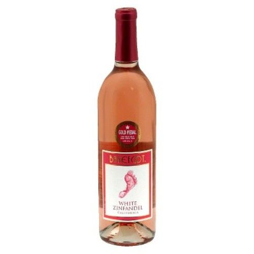 Barefoot White Zinfandel Wine - 750ml Bottle