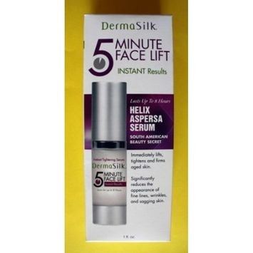 DermaSilk 5 Minute Face Lift, 1 Ounce by Biotech Corporation