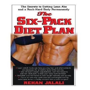 Turner Publishing Company The Six-pack Diet Plan: The Secrets To Getting Lean Abs And A Rock-hard Body Permanently