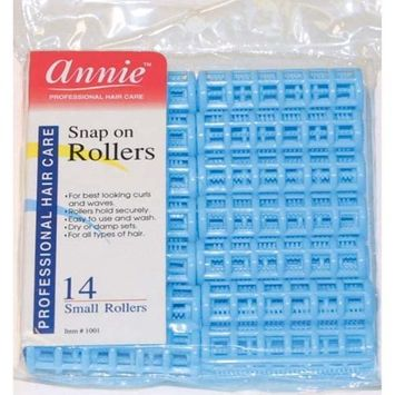 Annie Snap on Rollers 1/2