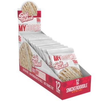 My Cookie - SNICKERDOODLE (12 Cookie(S)) by ProSupps at the Vitamin Shoppe