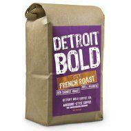 Detroit Bold 1701 French Roast 8 oz. bag