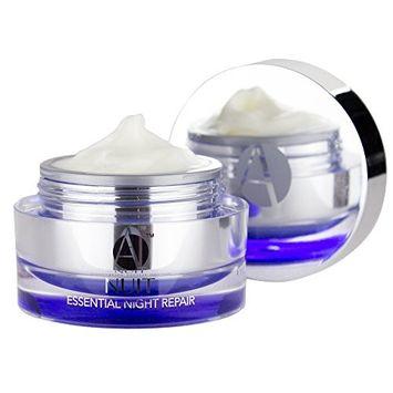 ANJALI MD Nuit Anti-Aging Retinol Night Skincare Cream - Reduce Wrinkles, Sun Damage and Brown Spots