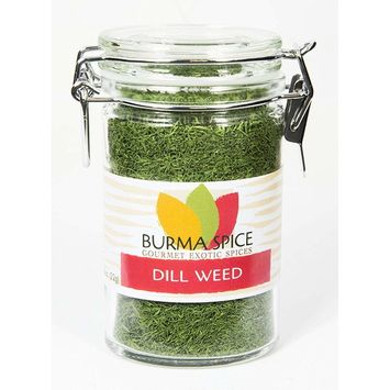 Dill Weed | Great for Pickling | Vibrant Green Color and Extremely Flavorful 1 oz.