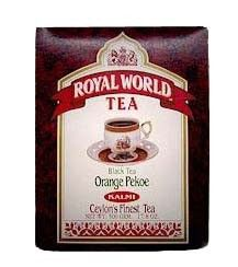 Black Tea Orange Pekoe Loose (Royal World) 500g