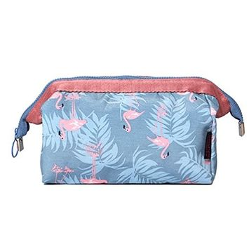 Ac.y.c Pen bag Cosmetic Bags Makeup Brush Pouch Toiletry Travel Kit Hangbag Organizer for Girl Women Travel Accessories