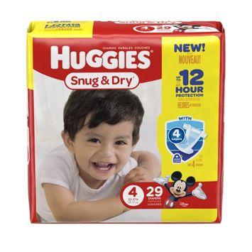 Huggies® Snug and Dry Diapers Jumbo Pack