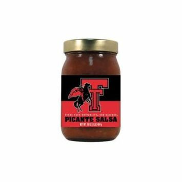 Texas Tech Red Raiders NCAA Picante Salsa - 16oz