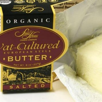 Organic Cultured Butter by Sierra Nevada - Unsalted (8 ounce)