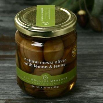 Organic Meski Olives with Lemon and Fennel