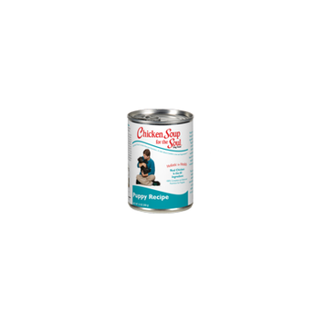 Chicken Soup for the Soul Puppy Canned Dog Food, 13.0 oz., Case of 12