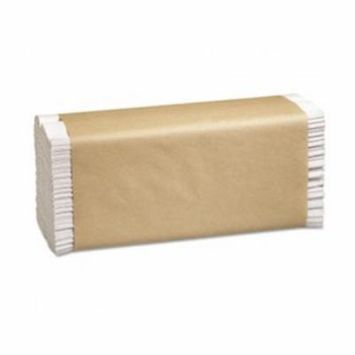 Marcal P100B 10.5 x 12.75 Folded Paper Towels, C-Fold - White