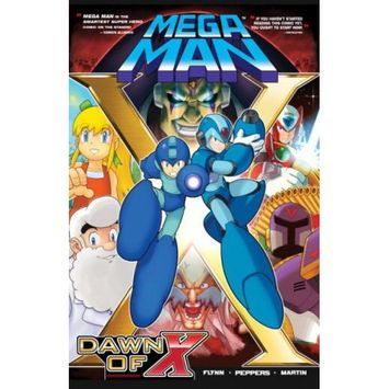 Archie Comic Publications Mega Man 9: Dawn Of X