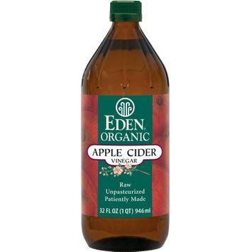 Eden Organic Apple Cider Vinegar, 16 fl oz, (Pack of 2)