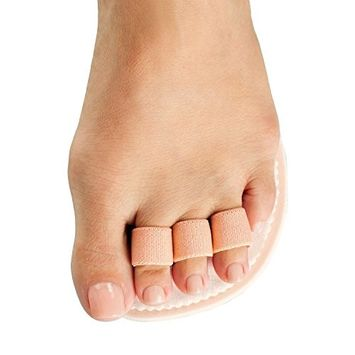 Dr. Jills Triple Toe, Hammertoe Straigtener (Budin Toe Splint) (Right) by Dr. Jill's
