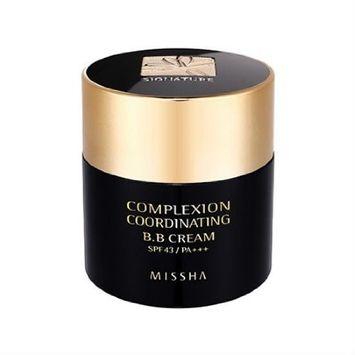 Missha Signature Complexion Coordinating BB Cream SPF43 PA+++ Beige (2013 New CC cream)