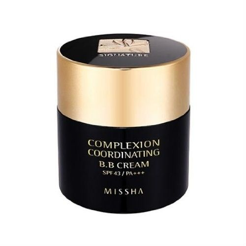 Missha Signature Complexion Coordinating BB Cream SPF43 PA+++ Beige (2013 New CC cream)