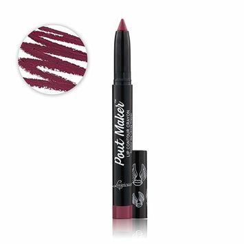 Luscious Cosmetics Pout Maker Contouring Lip Crayon    - Vegan & Cruelty Free