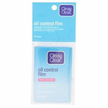 Clean & Clear Oil Control Film 60 Sheets, Instantly Removes Your Face Excess Oil.