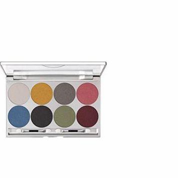 Kryolan Eye Shadow Palette 8 Colors 5308 Pearlescent Makeup