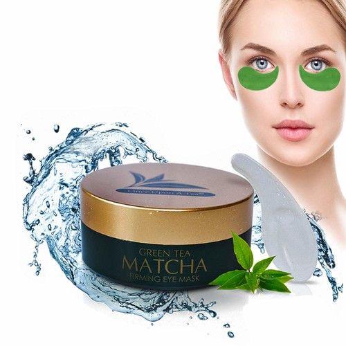 Green Tea MATCHA Firming Eye Mask   Best Collagen Patches ...