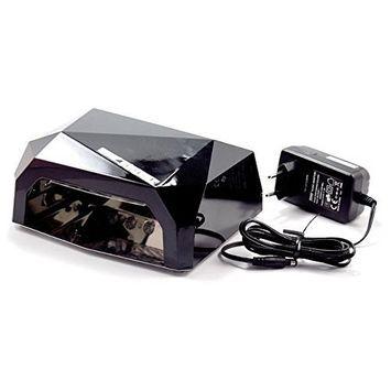 gel polish dryer nail UV LED lamp 36W led 110V AC Black