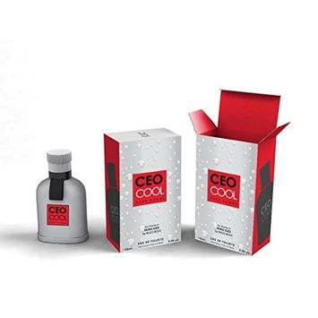 CEO Cool Pour Homme By Mirage Brand Fragrances inspired by HUGO ICED BY HUGO BOSS FOR MEN