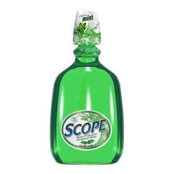 Scope Original Mint Mouthwash 50.7 Fl Oz- (Pack of 3)