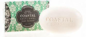 Coastal Salt & Soul Dreamy Bar Soap - Ocean Gardenia