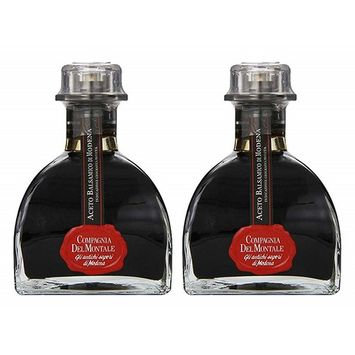 Compagnia Del Montale Special Edition Balsamic Vinegar IGP, Produced in Italy, 8.8 Ounce - 2 Pack