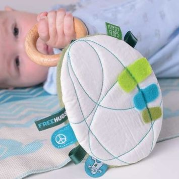 Flipity Flop Sensory teether Toy is INSPIRED BY PEACE AND HARMONY