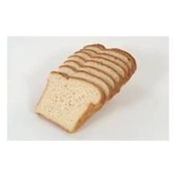 Rich Products Gluten-Free White Bread, 14 Ounce - 8 per case.