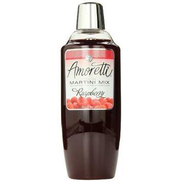 Amoretti Premium Martini Cocktail Mix, Raspberry, 28 Ounce [Raspberry]