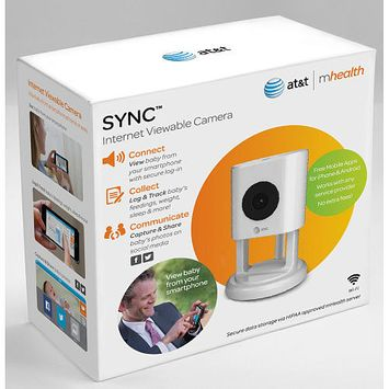 AT&T Sync Internet Viewable Camera