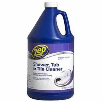 Gallon Zep Commercial Shower Tub and Tile Cleaner Only One