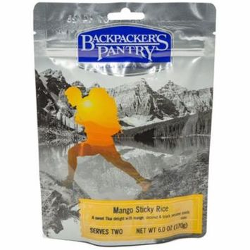 Backpacker's Pantry Mango Sticky Rice: 2 Servings