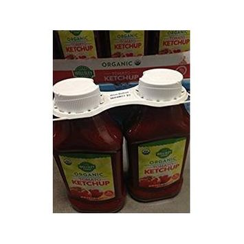 Wellsley Farms Organic Ketchup, 2/40 oz.
