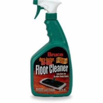 Bruce 32 OZ No-Wax Floor Cleaner Only One