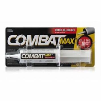 2.1 OZ Combat Quick Kill Crack and Crevice Roach Control Gel Only One