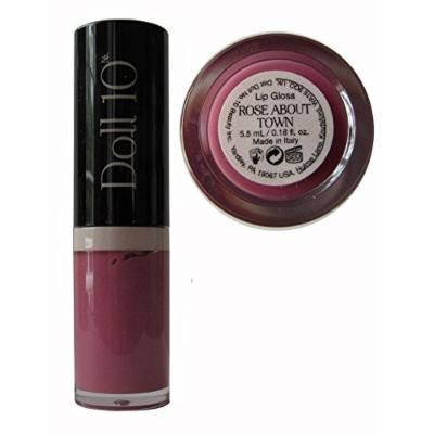Doll 10 Pure Pigment Lip Gloss (Rose About Town)