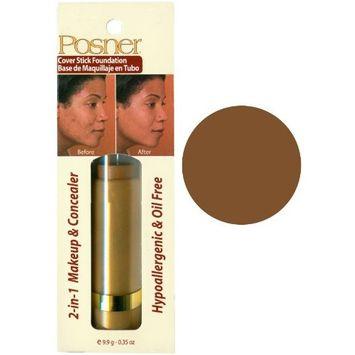 Posner Cover Stick Foundation Deep 0.35 oz
