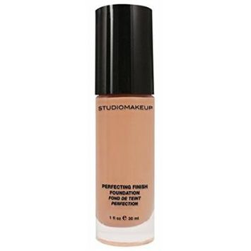 STUDIOMAKEUP Perfecting Finish Foundation, Beige Rose, 1 Fluid Ounce by Studio Makeup