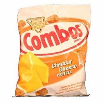 Combos Cheddar Cheese Pretzel Snacks 7 oz